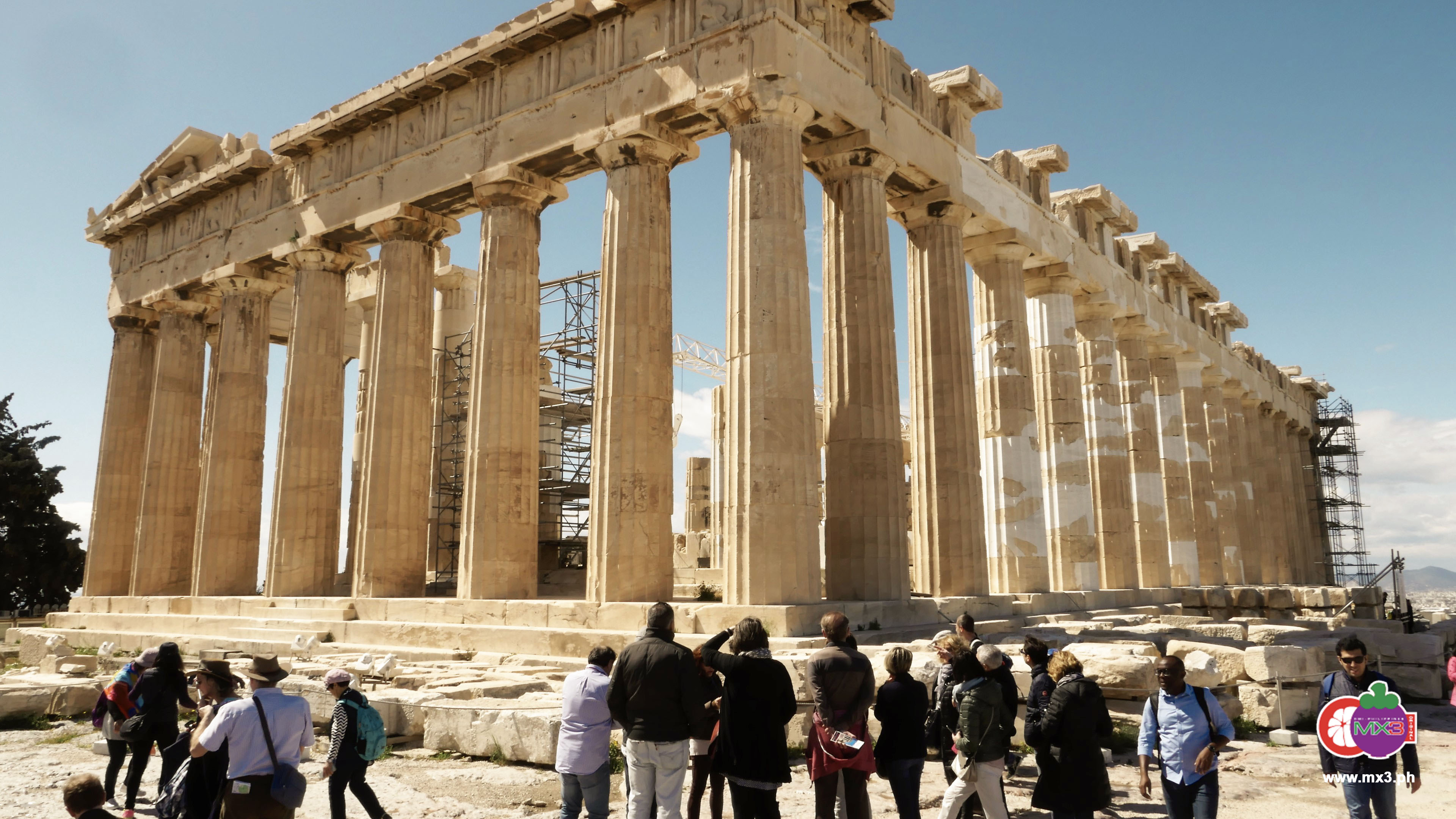 MX3 Goes Beyond the Limits in Athens, Greece