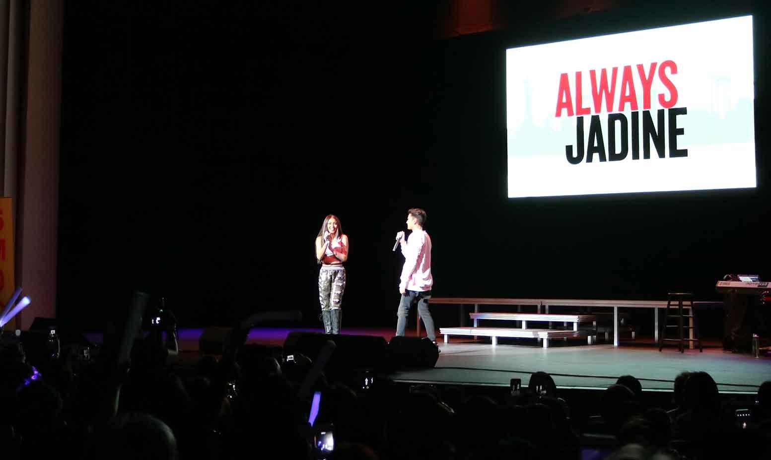 MX3 Delights Jadine's Concert in Glendale