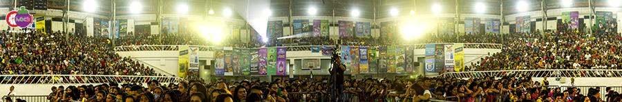 MX3 Kicks Off ABS CBN Kapamilya Karavan at the Kadayawan Festival 2018