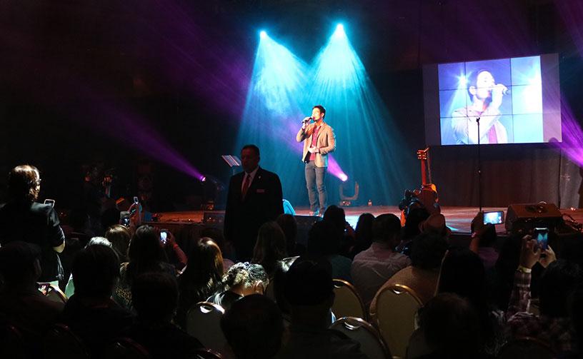 MX3, A Blockbuster in Vegas ABS CBN's One Kapamilya Fiesta