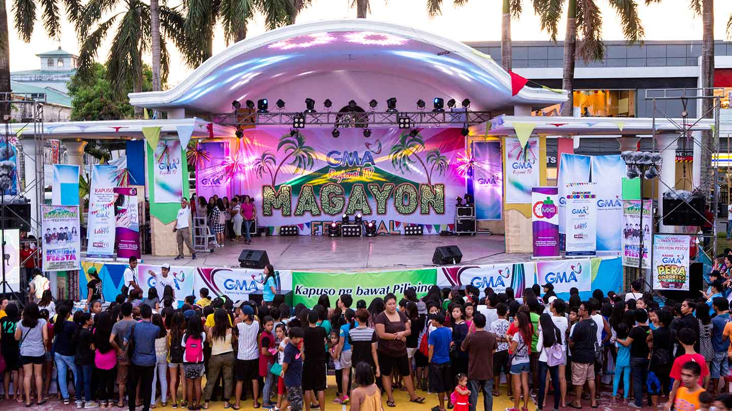 MX3 Transcends in Magayon Festival