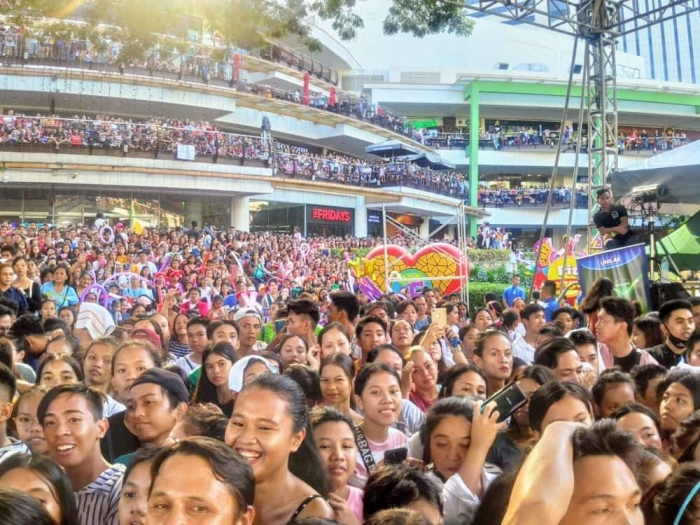 MX3 Launches the MX3 Tea with a Twist in Sinulog Festival 2020