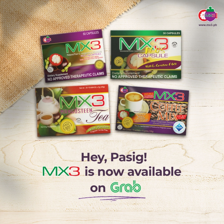 MX3 is now Available on GrabMart