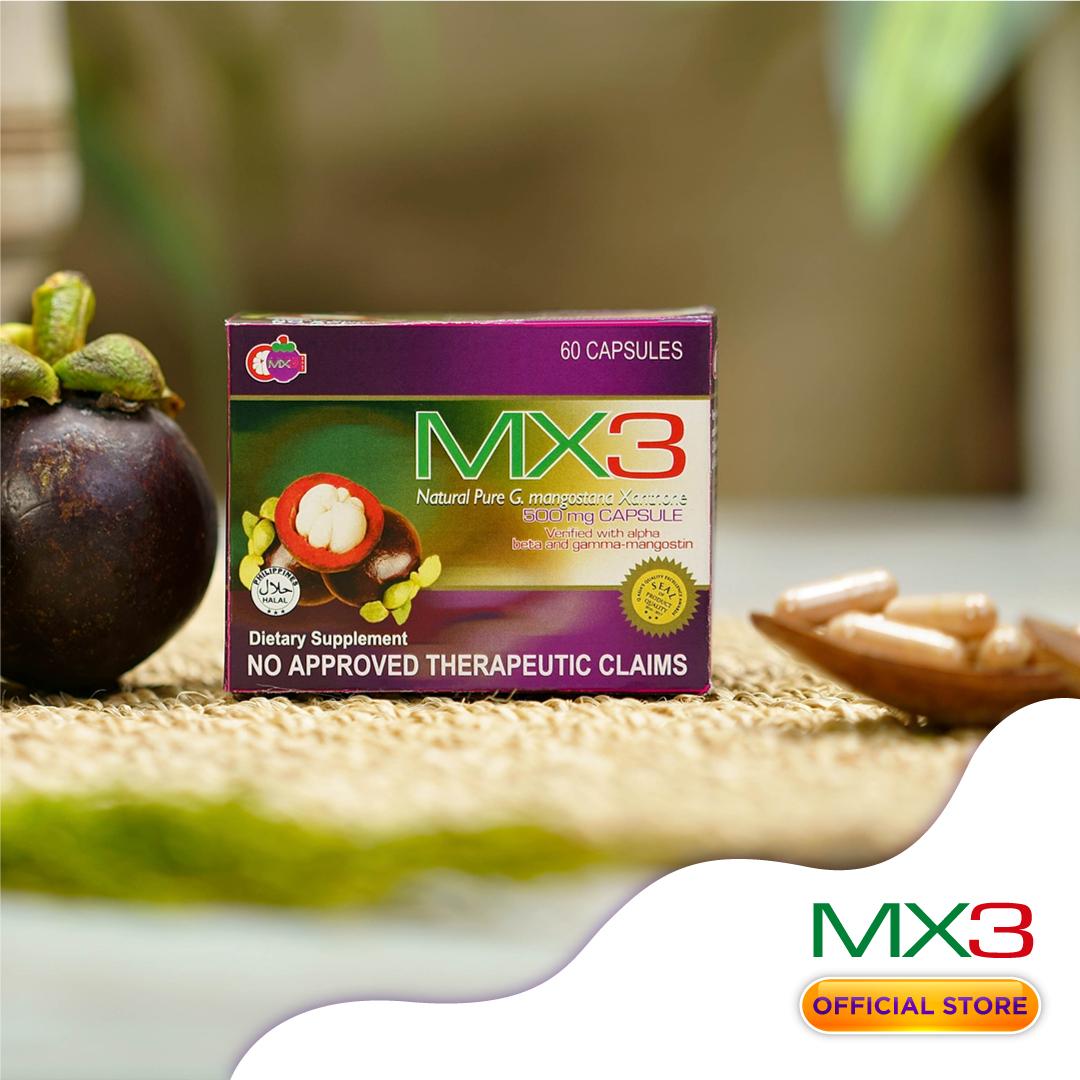 MX3 Capsule