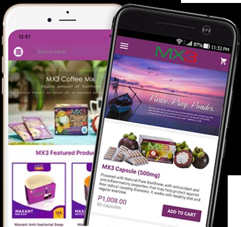 MX3 Mobile App