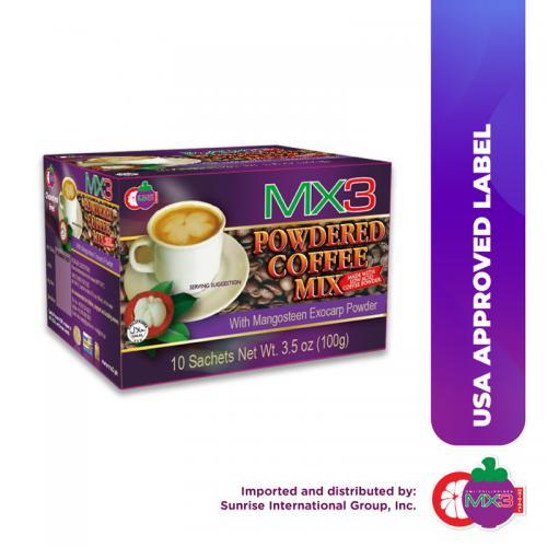 MX3 Coffee Mix