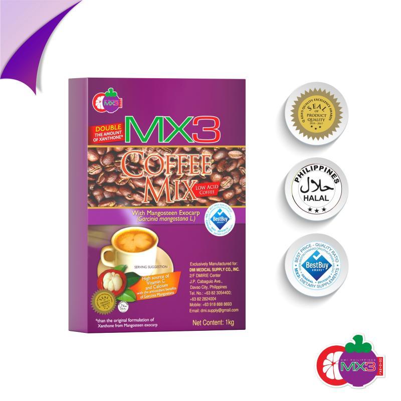 MX3 Coffee Mix in 1-Kilo Pack