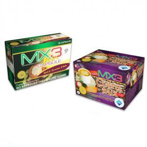 MX3 Plus with MX3 Coffee Mix