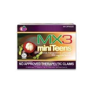 MX3 MiniTeens Capsule
