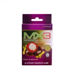 MX3 Capsule 1 Blister Pack